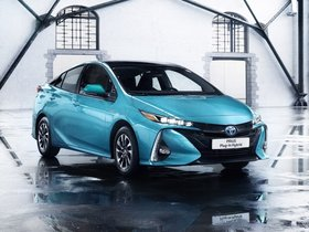 Ver foto 10 de Toyota Prius Plug-in Hybrid 2016