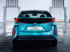 Ver foto 9 de Toyota Prius Plug-in Hybrid 2016