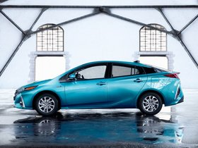 Ver foto 8 de Toyota Prius Plug-in Hybrid 2016