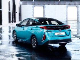 Ver foto 7 de Toyota Prius Plug-in Hybrid 2016