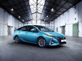 Ver foto 6 de Toyota Prius Plug-in Hybrid 2016