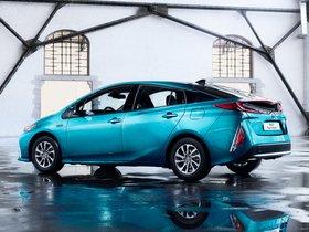 Ver foto 5 de Toyota Prius Plug-in Hybrid 2016