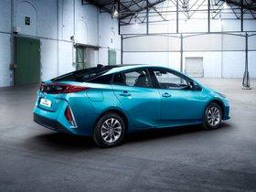 Ver foto 4 de Toyota Prius Plug-in Hybrid 2016