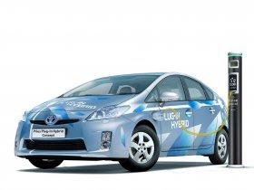 Ver foto 4 de Toyota Prius Plug in Hybrid Concept 2009