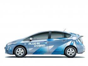 Ver foto 3 de Toyota Prius Plug in Hybrid Concept 2009