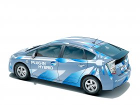Ver foto 2 de Toyota Prius Plug in Hybrid Concept 2009