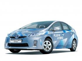Ver foto 1 de Toyota Prius Plug in Hybrid Concept 2009
