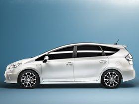 Ver foto 3 de Toyota Prius Plus Hybrid MPV 2011