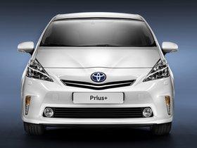 Ver foto 22 de Toyota Prius Plus Hybrid MPV 2011