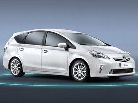 Ver foto 21 de Toyota Prius Plus Hybrid MPV 2011
