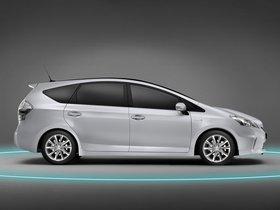 Ver foto 20 de Toyota Prius Plus Hybrid MPV 2011