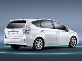 Ver foto 19 de Toyota Prius Plus Hybrid MPV 2011