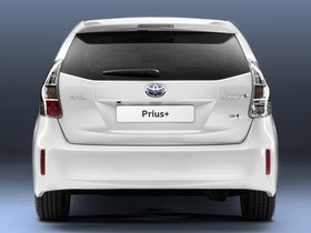 Ver foto 18 de Toyota Prius Plus Hybrid MPV 2011