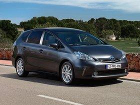 Ver foto 16 de Toyota Prius Plus Hybrid MPV 2011
