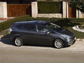 Ver foto 15 de Toyota Prius Plus Hybrid MPV 2011