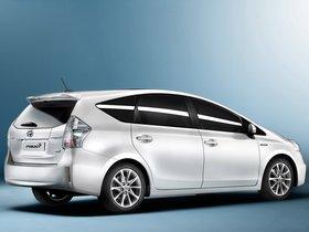 Ver foto 2 de Toyota Prius Plus Hybrid MPV 2011