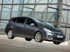Ver foto 12 de Toyota Prius Plus Hybrid MPV 2011