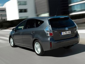 Ver foto 10 de Toyota Prius Plus Hybrid MPV 2011