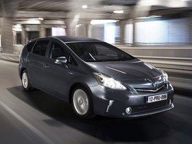 Ver foto 9 de Toyota Prius Plus Hybrid MPV 2011