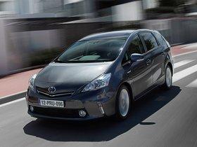 Ver foto 7 de Toyota Prius Plus Hybrid MPV 2011