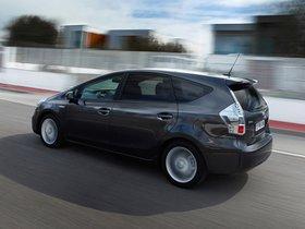 Ver foto 5 de Toyota Prius Plus Hybrid MPV 2011