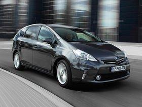 Ver foto 4 de Toyota Prius Plus Hybrid MPV 2011