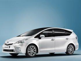 Fotos de Toyota Prius Plus Hybrid MPV 2011
