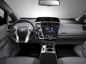 Ver foto 27 de Toyota Prius Plus Hybrid MPV 2011