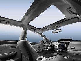 Ver foto 25 de Toyota Prius Plus Hybrid MPV 2011