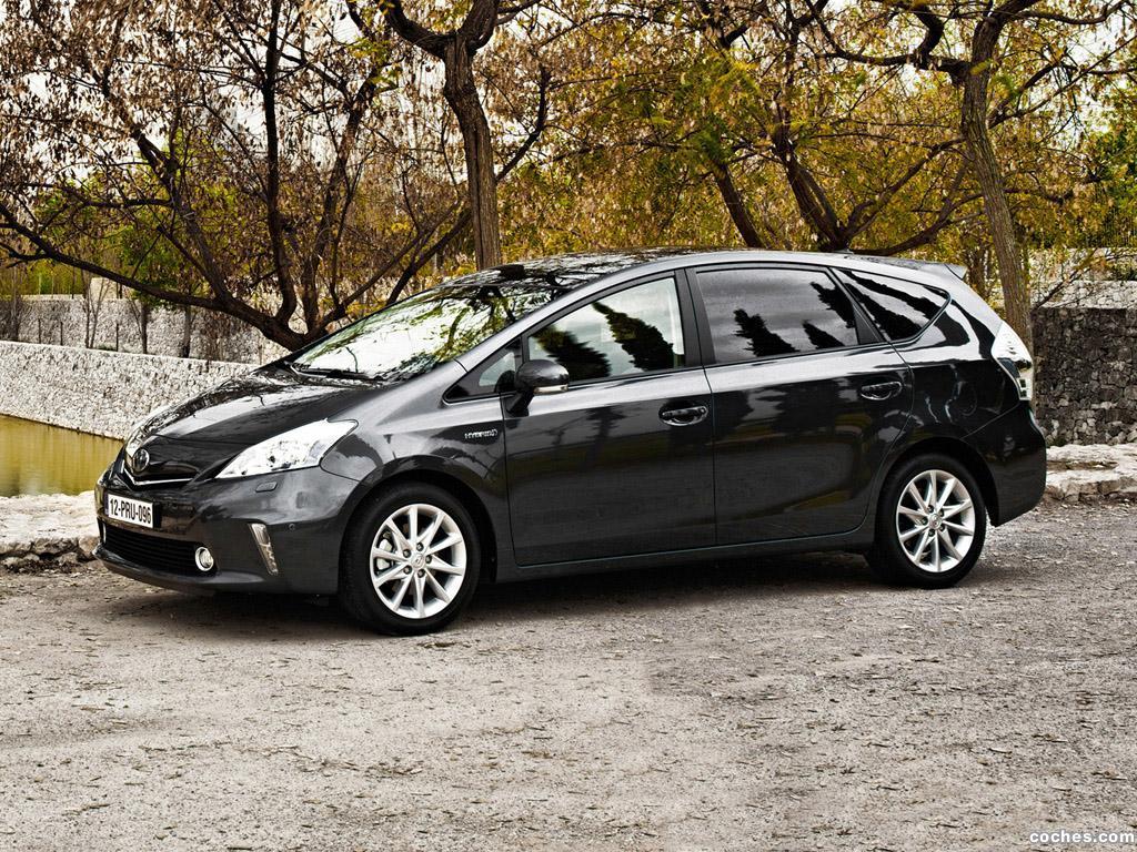 Foto 10 de Toyota Prius Plus Hybrid MPV 2011