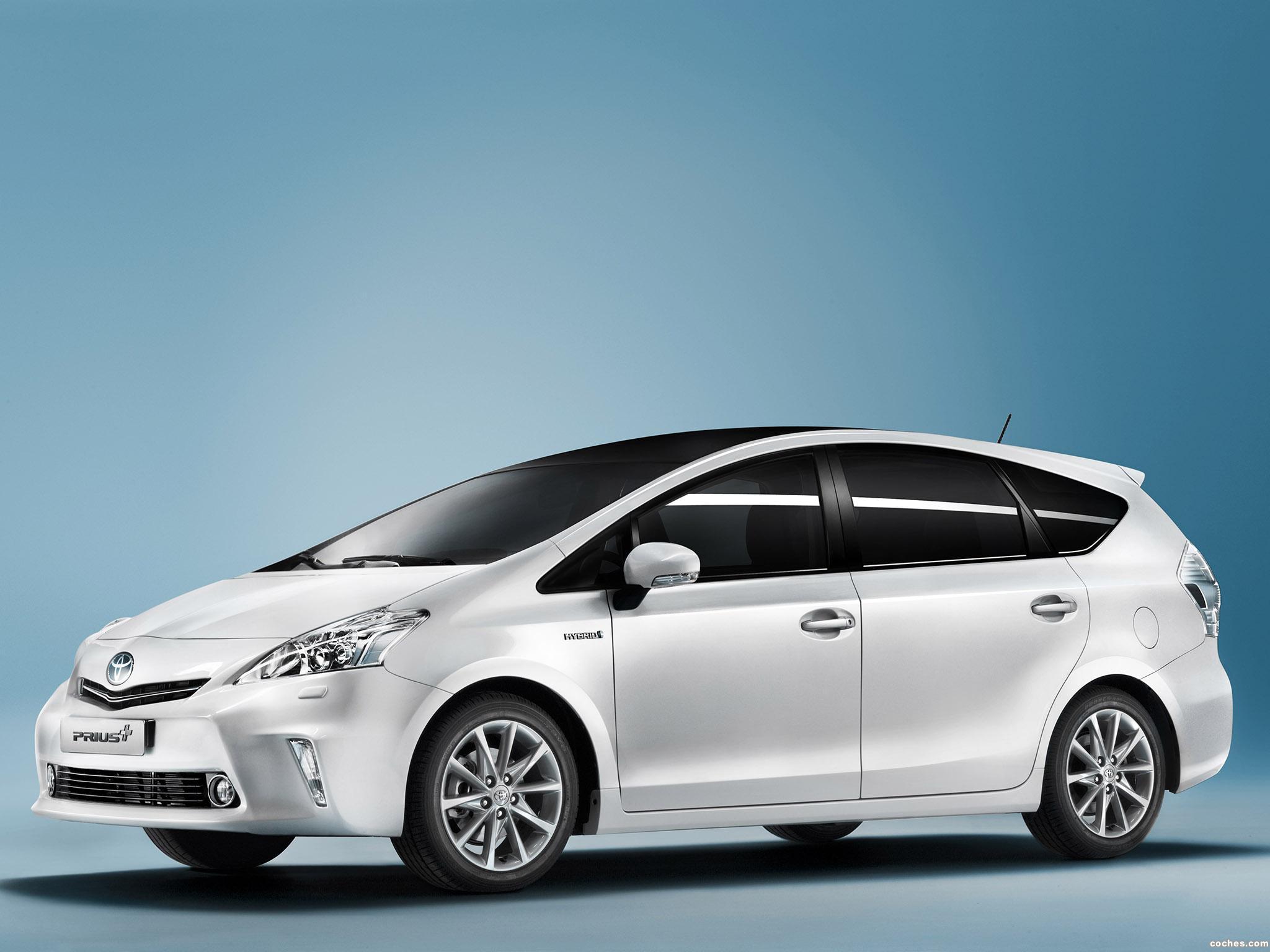 Foto 0 de Toyota Prius Plus Hybrid MPV 2011