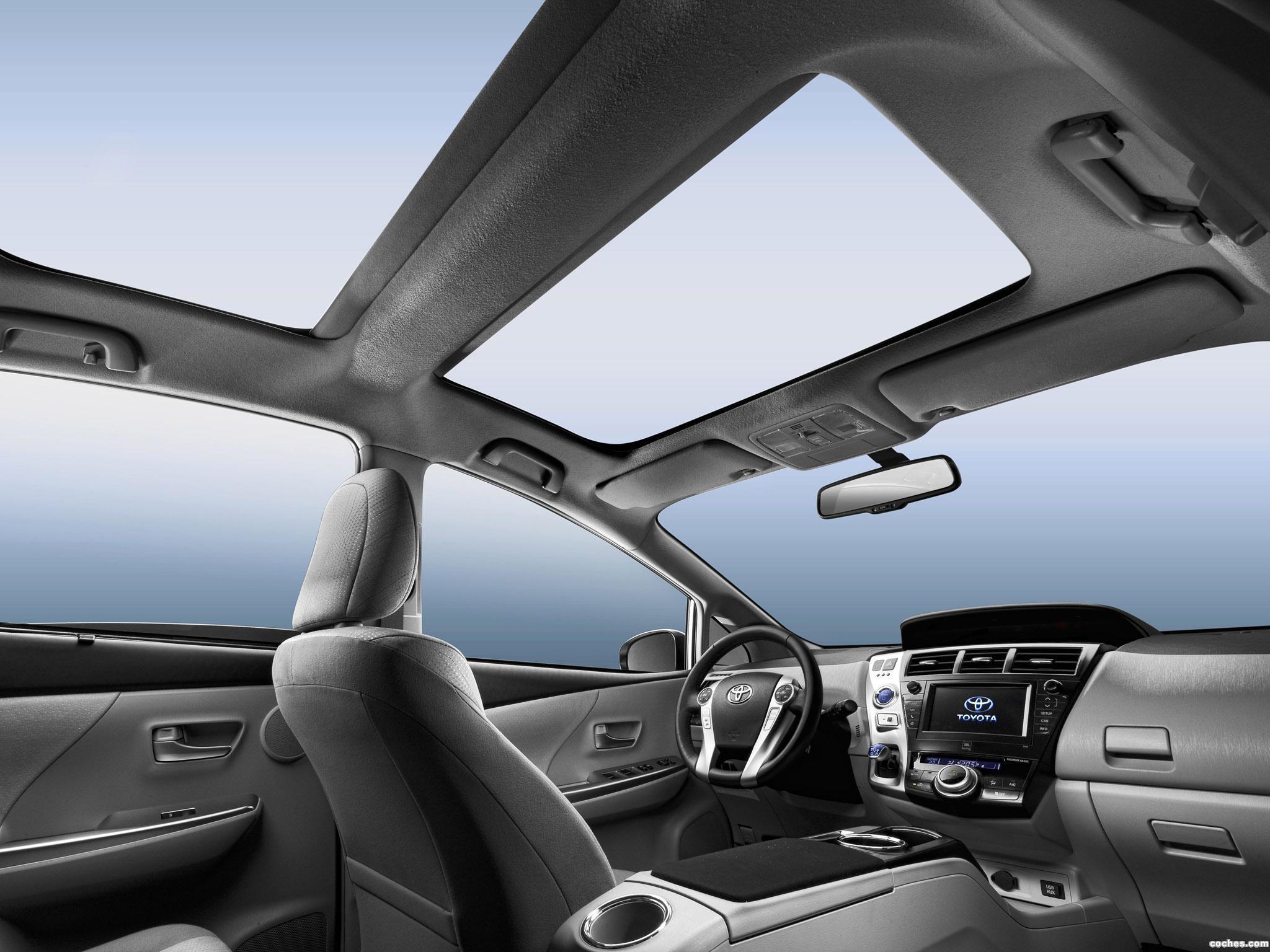 Foto 24 de Toyota Prius Plus Hybrid MPV 2011