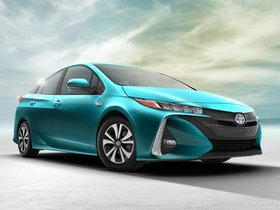 Ver foto 1 de Toyota Prius Prime USA 2016
