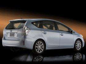 Ver foto 27 de Toyota Prius V 2011