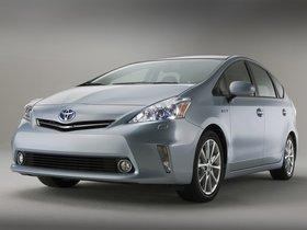 Ver foto 24 de Toyota Prius V 2011