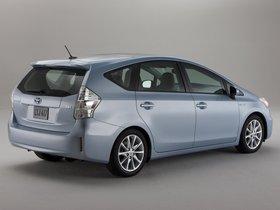Ver foto 22 de Toyota Prius V 2011