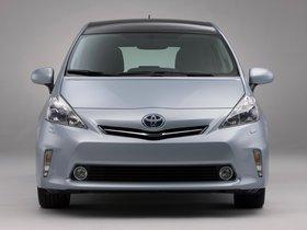 Ver foto 20 de Toyota Prius V 2011