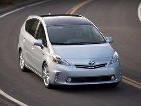 Ver foto 15 de Toyota Prius V 2011