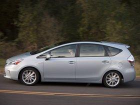Ver foto 13 de Toyota Prius V 2011