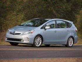Ver foto 12 de Toyota Prius V 2011
