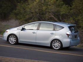 Ver foto 11 de Toyota Prius V 2011