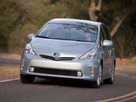 Ver foto 9 de Toyota Prius V 2011