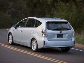 Ver foto 8 de Toyota Prius V 2011