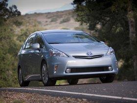 Ver foto 6 de Toyota Prius V 2011