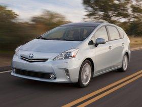 Ver foto 5 de Toyota Prius V 2011