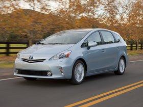 Ver foto 4 de Toyota Prius V 2011