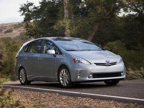 Ver foto 2 de Toyota Prius V 2011
