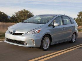 Ver foto 1 de Toyota Prius V 2011