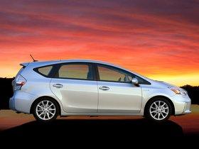 Ver foto 49 de Toyota Prius V 2011