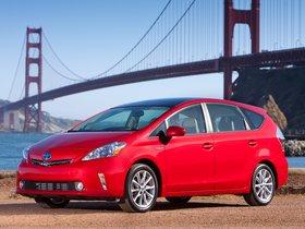 Ver foto 48 de Toyota Prius V 2011